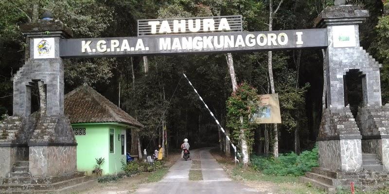 Asyiknya Jelajah Tahura KGPAA Mangkunegoro I